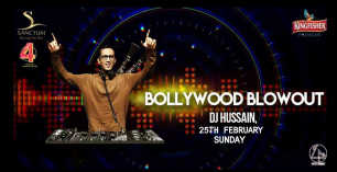 Bollywood Blowout DJ Hussain