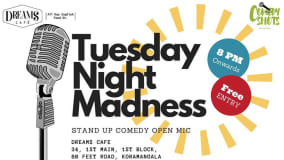 Tuesday Night Madness