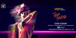 VKP presents Tease Tuesdays @ Loft 38!