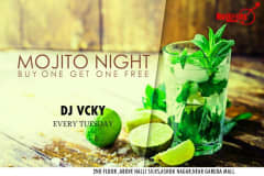Mojito Night Ft. DJ Vcky