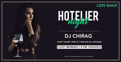 Love Shack Presents Hotelier Night