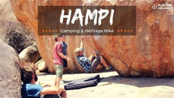 New Year at Hampi – Heritage Trek, Cycling and Camping
