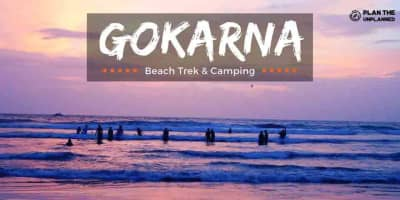 Gokarna Beach Trek & Camping