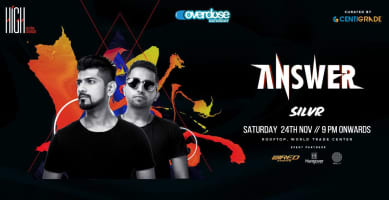Overdose ft. Answer at High Ultra Lounge