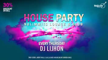 House Party ft DJ Lijohn