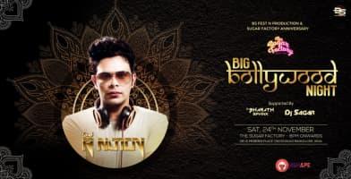 Big Bollywood Night ft. R Nation!