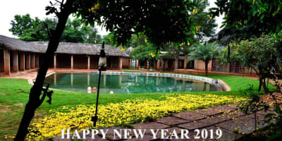 Our Native Village Eco Resort - New Year Bash 2019