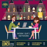 Work | Eat | Network