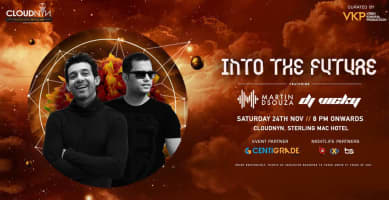 Into The Future ft.Martin Dsouza & Vicky at CloudNYN