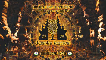 Dwarka Festival - (Music and Art Gathering)