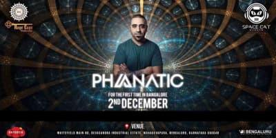 Phanatic Live | Dec 2nd |Vr Bengaluru