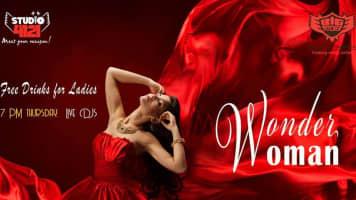Wonder Women Ladies Night- 22nd Nov