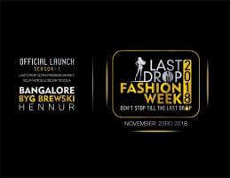 Last Drop Fashion Week by Ramesh Dembla