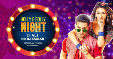Holly-Bolly at ALT Feat DJ Hassan