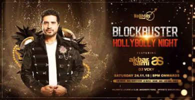 BlockBuster Holly Bolly Night ft. DJ Akbar Sami