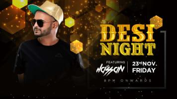 Desi Night ft. DJ Hassan