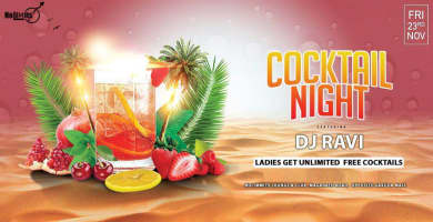 Cocktail Night ft. DJ Ravi
