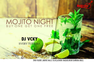 Mojito Night Ft. DJ Vcky