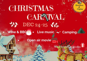 Christmas Carnival by Banjara & Gypsy