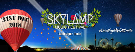 Sky Lamp Music Festival ft. Driftmoon - A New Year Getaway Party!