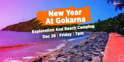 New Year At Gokarna - Exploration And Beach Camping
