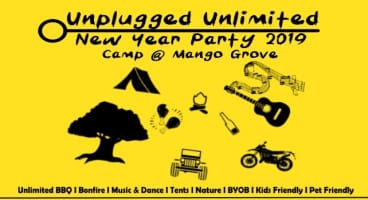 Unplugged Unlimited New Year Camping Party 2019