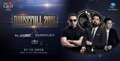 Housefull 2019 - New Year Party At Lalit Ashok