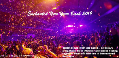 Enchanted New Year Bash 2019