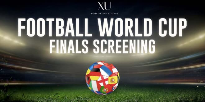 Football World Cup Finals Screening
