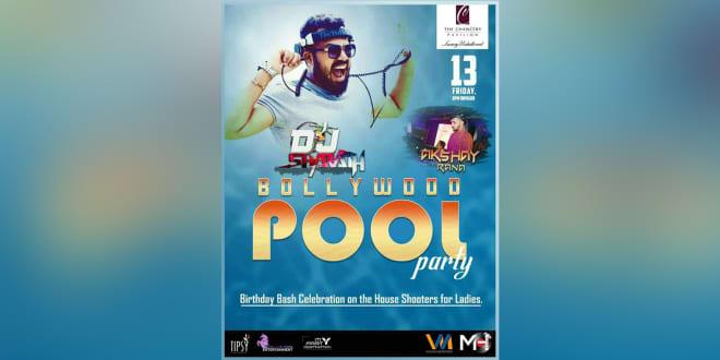 Bollywood Pool Party Ft DJ Sharath