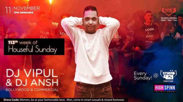 Houseful Sunday