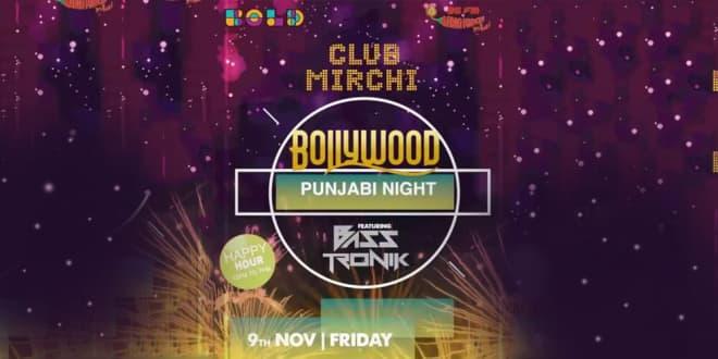Diwali Bollywood Weekend Bash