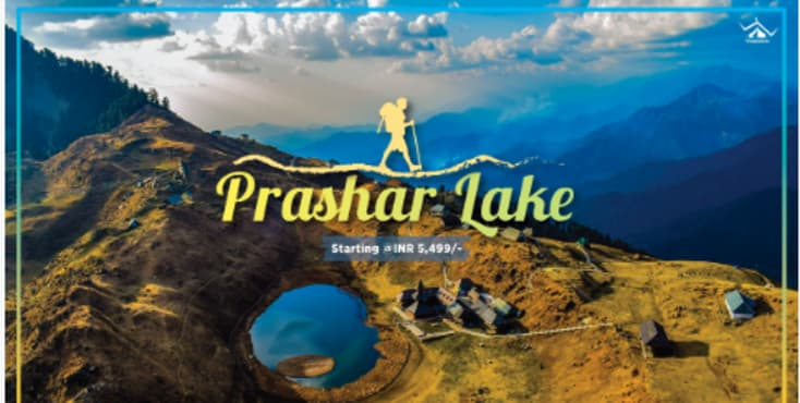 Prashar Lake Weekend Getaway  | WanderOn