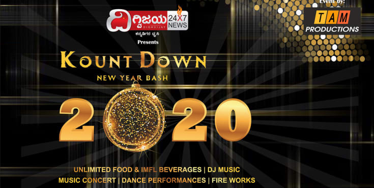 Kount Down 2020 - New Year Bash