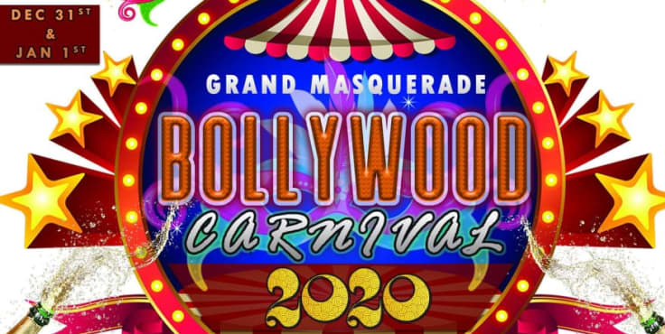 New Year Bollywood Carnival 2020