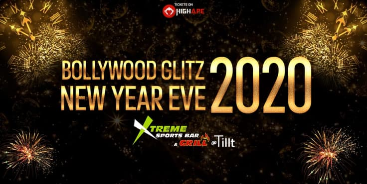 Bollywood Glitz New Year Eve 2020