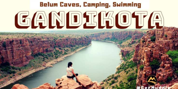 New Year Camping At Gorgeous Gandikota