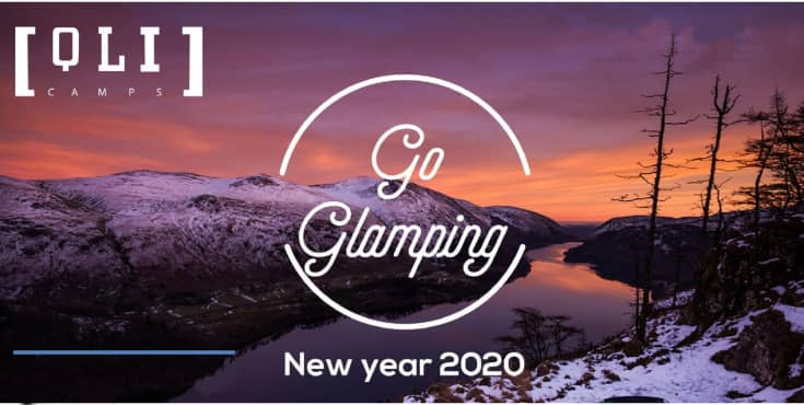 Go Glamping - New Year 2020