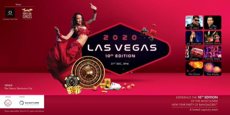Las Vegas 2020 – The 10th Edition