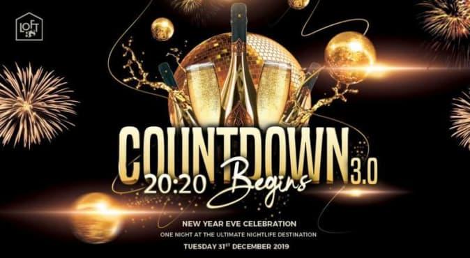 Countdown 2020 Begins 3.0