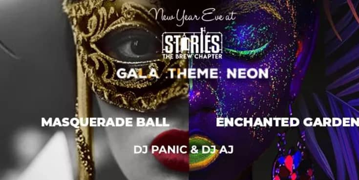 Stories - New Year Eve 2020