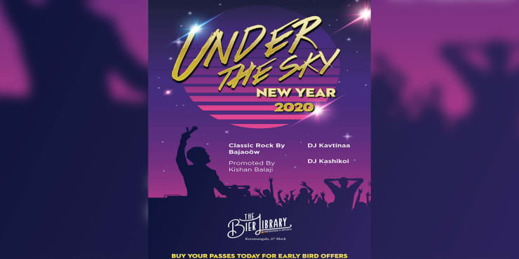 NYE – Under The Sky