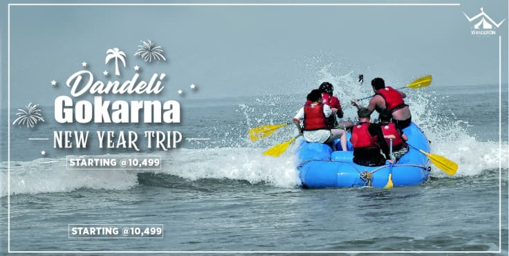 Gokarna - Dandeli New Year Trip