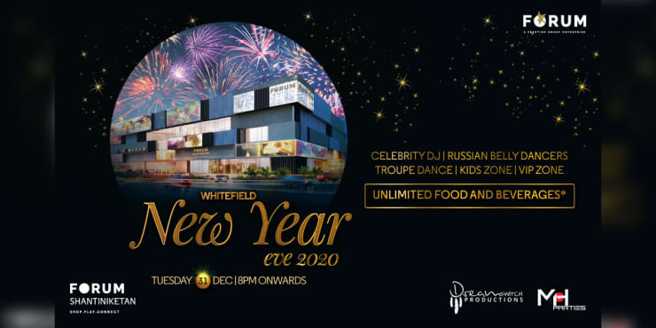 Whitefield New Years Eve 2020