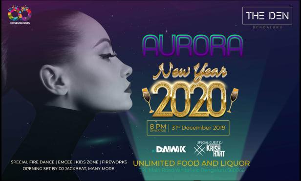 Aurora NYE 2020