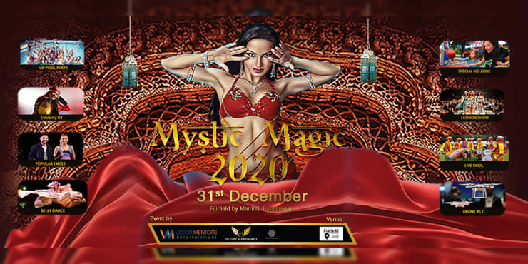 NYE Mystic Magic 2020