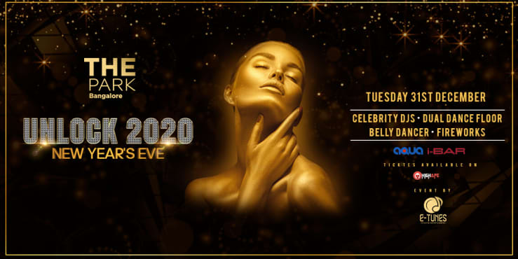 Unlock 2020 New Year Eve At I-Bar