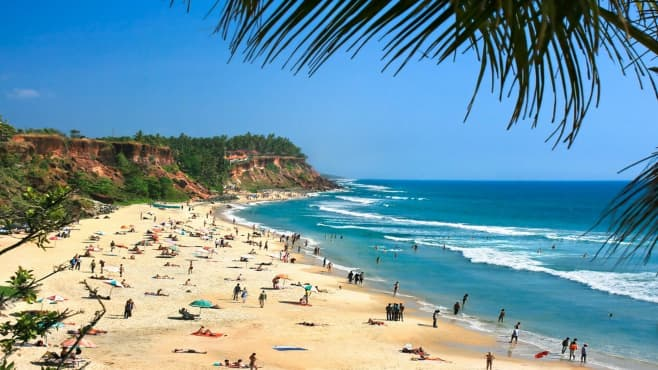 New Year At Varkala And Munroe Island | Wandering Ninjas