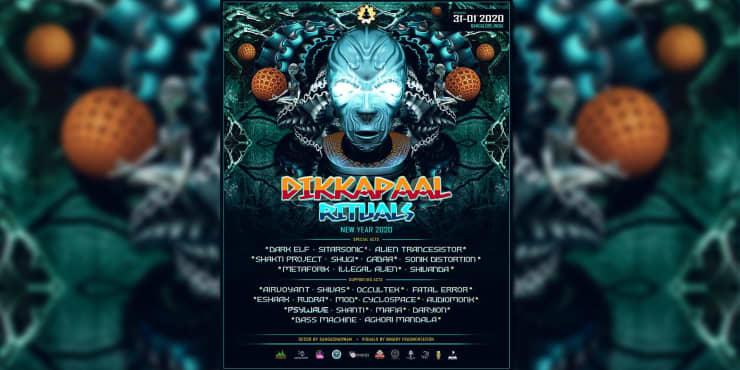 Dikkapaal Rituals NYE 2020
