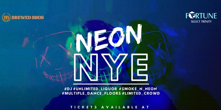 Neon New Year 2020